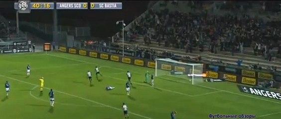 Goal Billy Ketkeophomphone 1:0 – Angers Sco vs SC Bastia