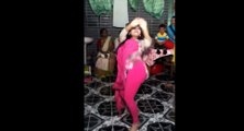 Indian Girl Very Bold Dance On Wedding At Home HD