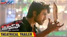Bruce Lee The Fighter - Theatrical Trailer - Ram Charan - Rakul Preet - Sreenu Vaitla
