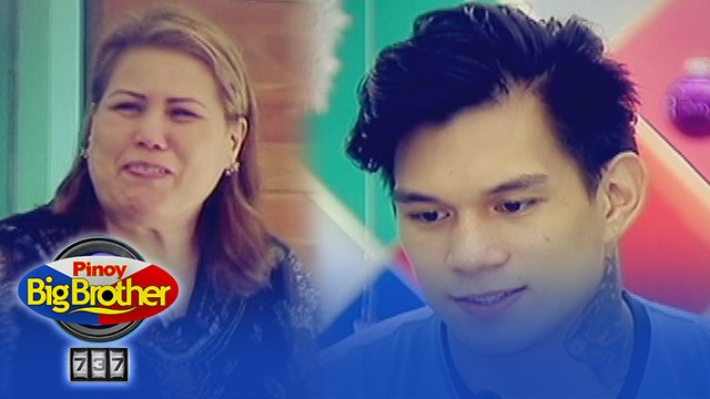 PBB 737 Update: Zues meets his mom