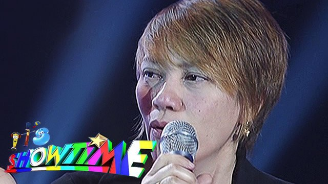 It's Showtime: Mommy Pastillas reacts to bashers' comments