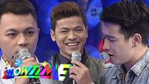 It's Showtime: Bryan, Richard, and Topher sing All of Me