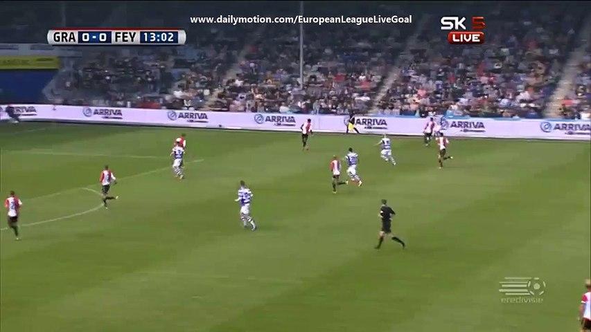 Sven van Beek  Own Goal | De Graafschap - Feyenoord 04.10.2015 HD