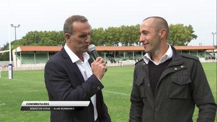 FFR XIII - FC LEZIGNAN XIII vs VILLENEUVE XIII - (REPLAY) (2015-10-04 15:07:35 - 2015-10-04 17:08:35)