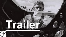 Steve McQueen: The Man & Le Mans (2015) Official Trailer - Steve McQueen, Chad McQueen
