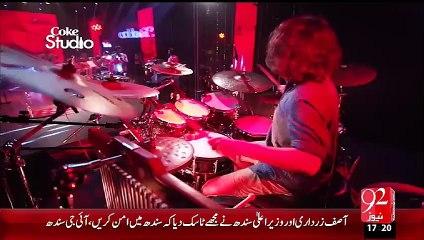 Coke Studio 8 Episode 7- 04-10-2015 - 92 News HD