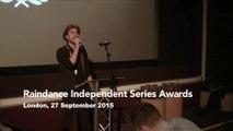 2015 Raindance Independent Series Awards Ceremony | Raindance Web Fest 2015