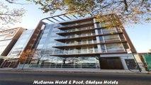 McCarren Hotel Pool Chelsea Hotels Best Hotels in Brooklyn New York