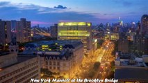 New York Marriott at the Brooklyn Bridge Best Hotels in Brooklyn New York