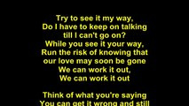 Beatles – We Can Work It Out Lyrics