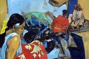 peintures synchronistiques de Gilles Chambon