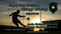 Rugby Klub Bratislava Rugby Seniors & Juniors Oct 2015
