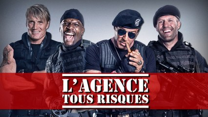 """Expendables version """"Agence tous risques"""" VF - WTM"""