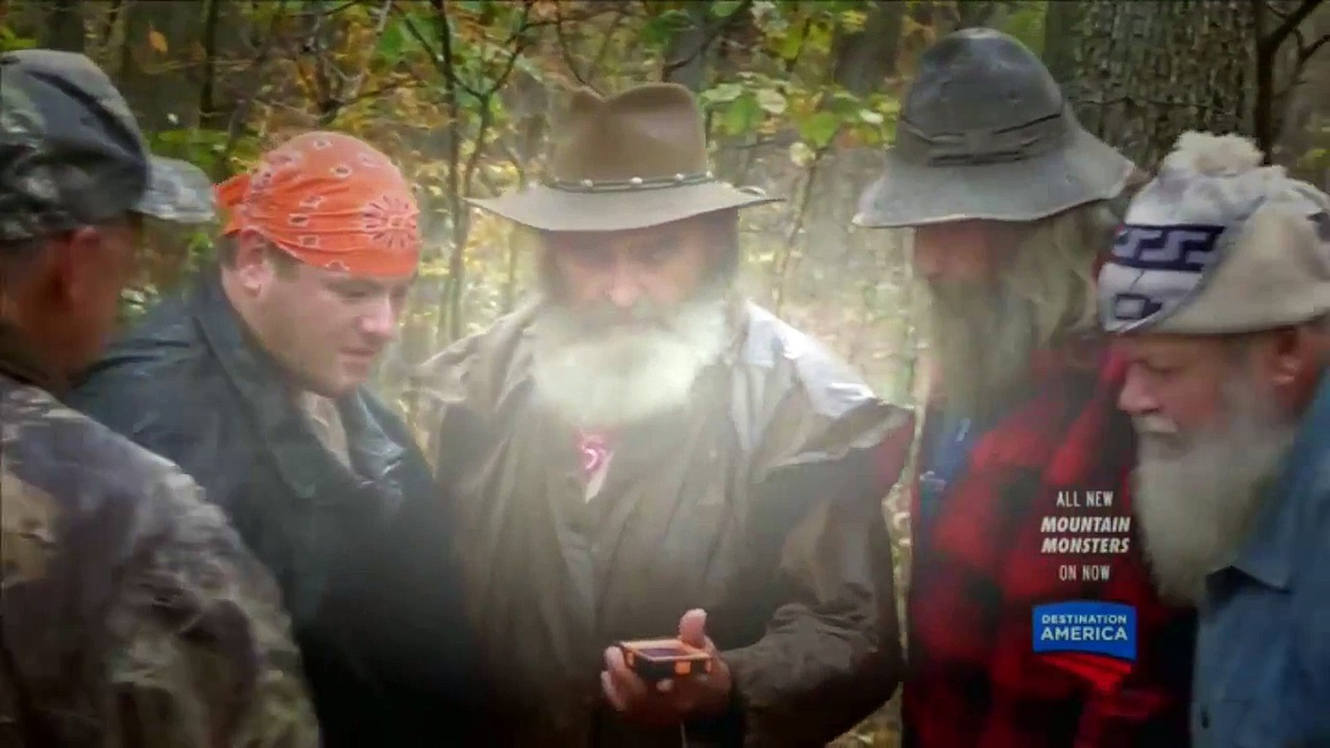 Mountain Monsters S03E06 Bigfoot of Washington County