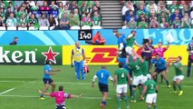 Ireland v Italy - Match Highlights and Tries - Rugby World Cup 2015
