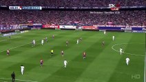 0-1 :Karim Benzema Header Goal HD- Atletico Madrid vs. Real Madrid 04.10.2015