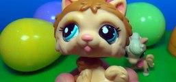 6 Littlest Pet Shop surprise eggs! LPS surprise eggs! Each egg holds a different lovable pet! [Full Episode]