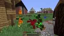 HOGAR SORPRESA!! #DIMINUTOS3 | Episodio 1 | Minecraft Supervivencia | Willyrex y sTaXx