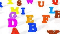 Alphabet Songs - 3D Animation - English Nursery rhymes - 3d Rhymes -  Kids Rhymes - Rhymes for childrens