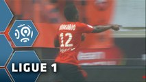 But Benjamin MOUKANDJO (47ème) / FC Lorient - Girondins de Bordeaux (3-2) - (FCL - GdB) / 2015-16