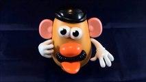 disney toys toy story toys mr potato head and surprise eggs