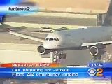 Emergency Landing by a Jet Blue pilot
