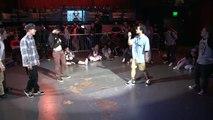 Beatz n Warfare vs. Underground Flow [2vs2 Bboy] O.N.L.Y. All Styles Dance Festival