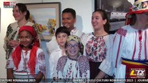 2015-10-03 Quebec – Zilele culturii românești la LiveTV-RO Canada