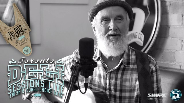 "DELI SESSIONS LIVE • No.007 • FRED PENNER & W. DARLING - ""Land of the Silver Birch / My Paddle's Keen and Bright"""