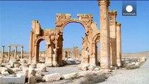 Syrien: IS-Miliz wütet erneut in Palmyra