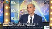 Interbrand a publié son Top 100 des marques les mieux valorisées: Bertrand Chovet - 05/10