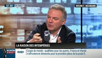 Brunet & Neumann: Francois Hollande a-t-il eu raison de mettre en avant la COP21 pendant le drame dans les Alpes-Maritimes ? - 05/10