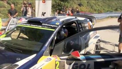 WRC : Jari-Matti Latvala s'impose en Corse sur le rallye le plus court de l'histoire