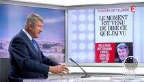 """Les 4 Vérités : Philippe de Villiers : """"Giscard, Chirac et Hollande sont des analphabètes de l'histoire"""""""