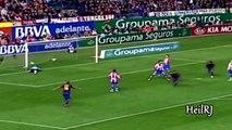 Ronaldinho & Zidane vs Messi & Cristiano Ronaldo ● Past vs Present ● Top 10 Goals Battle