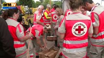 Inondations dans les Alpes-Maritimes: la solidarité s'organise à Biot
