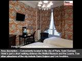 Hotel Saint Germain Paris | Paris Hotel Picture collection and info