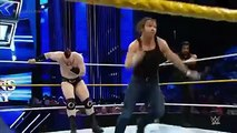 wwe romian regian dean ambrose vs shemus and seth rollins amazing part to all wresling