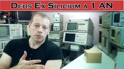 Deus Ex Silicium a 1 an !