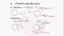 Electrophilic Substitution Reactions [ (4) Friedal Crafts Reactions ]