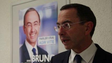 Bruno RETAILLEAU envisage un nouveau Plan Routier pour la Région