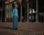 Hanimlar Yatsi  Namazi 4 Rekat ilk Sunnet - Videolu Sesli Namaz Kılınısı ve dualr
