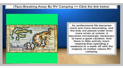 Camping tips videos - dailymotion