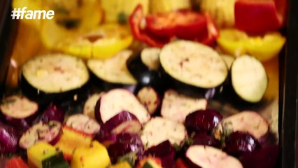 Pasta With Baked Vegetables   Maria Goretti
