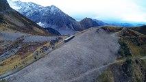 Démolition réhabilitation du Col du Mont-Lachat Saint-Gervais Mont-Blanc