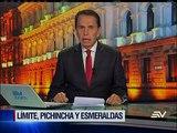 Conflicto entre Imbabura y Esmeraldas