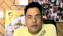 Bhagwant Mann,Aam Aadmi Party, MP oath Sangrur __ Congratulations __ Elections Lok sabha 2014 - BABU