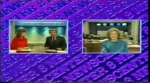 WJW-TV8 Cleveland - Their first hour-long newscast - 1985 - pt. 1 of 2!