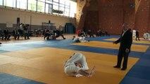 CAMERON championnat judo équipes junior RA 2015