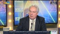 """""""Il faut qu'Air France, comme toutes les compagnies européennes, se restructure et se modernise"""": Marc Rochet - 06/10"""
